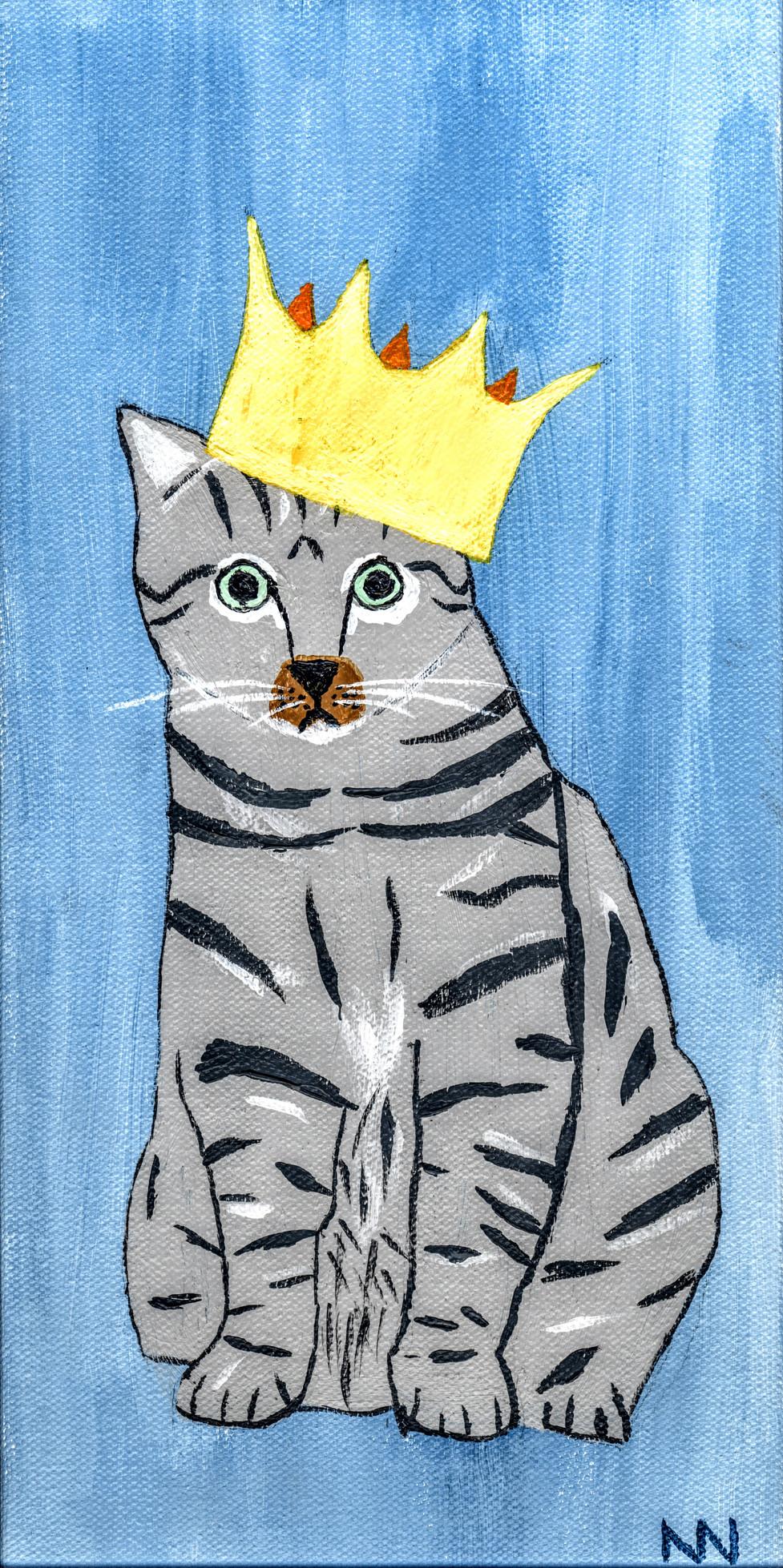 King Looie: Crown