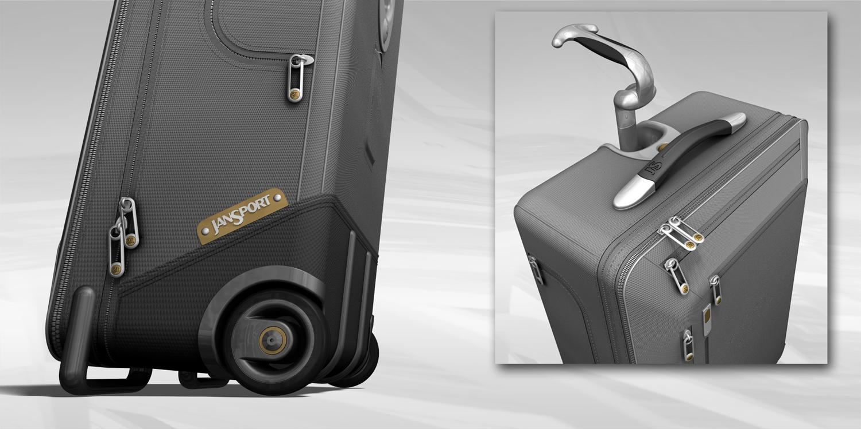 Jansport     luggage