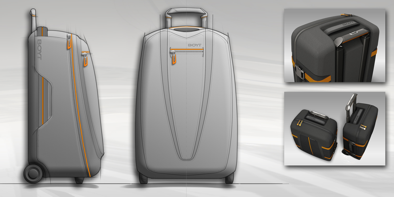 Boyt  |  Sport Combi luggage