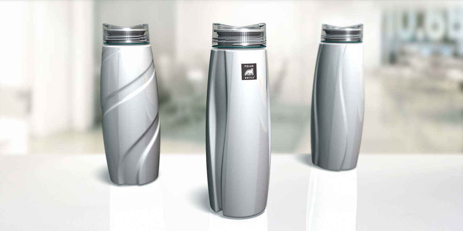 Polar  |  insulated water bottles