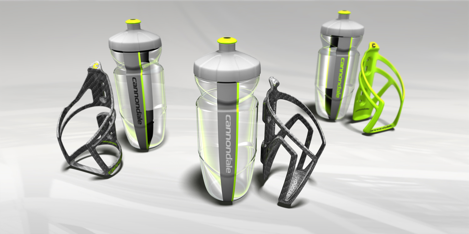 Cannondale  |  bottles + cages