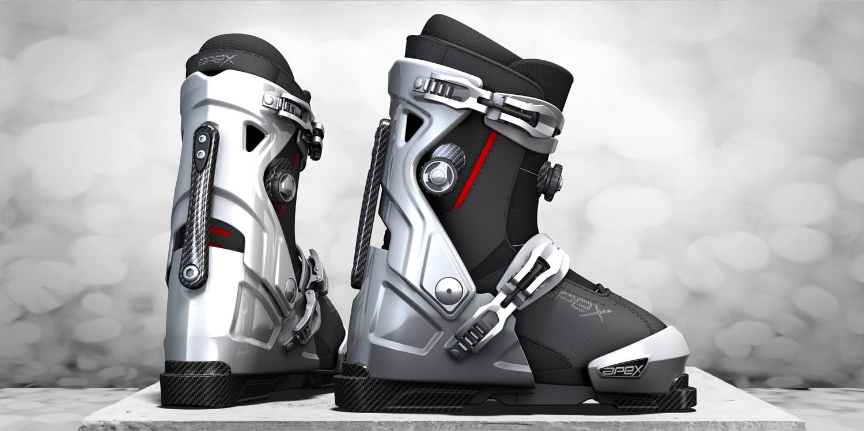 Apex  |  ski boot