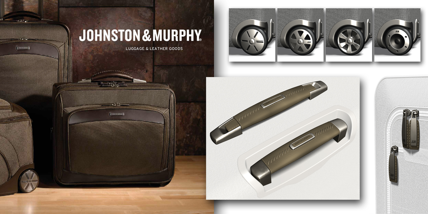 Johnston + Murphy  |  luggage line