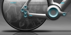 Time trial bicycle concept