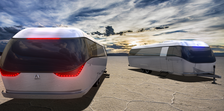 AirStream     trailer concept