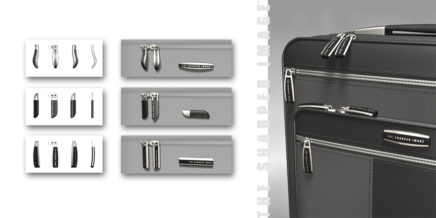 Sharper Image  |  luggage