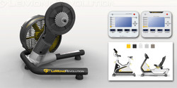 LeMond Fitness  |  graphics