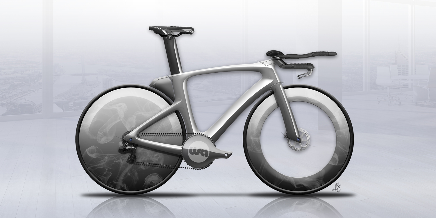 Triathlon bike concept