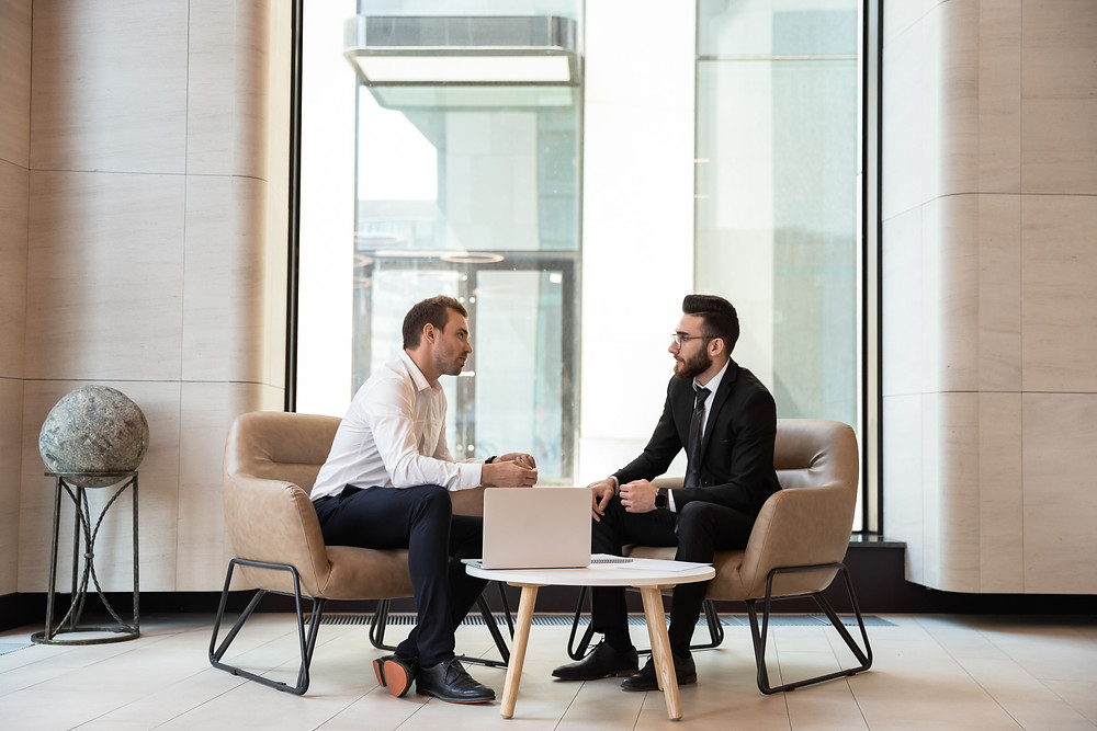 Interviewing a sales candidate