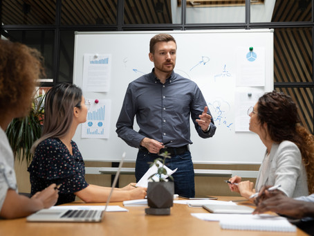 3 Strategies To Make Sure Your Sales Training Will Actually Stick