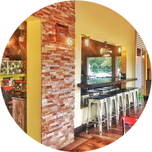 Restaurant Design   Architecture Professional Work   Wicked Taco   Raleigh NC