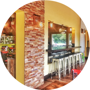 Restaurant Design | Architecture Professional Work | Wicked Taco | Raleigh NC