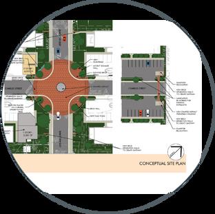 Site & Urban Design | Architecture Professional Work