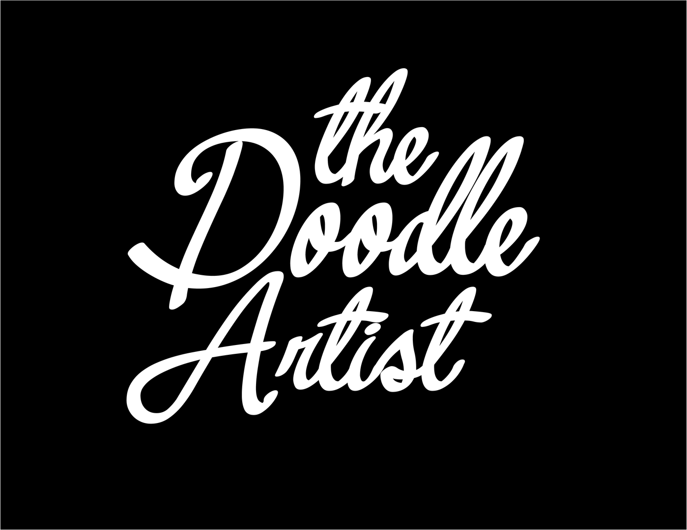 The Doodle Artist