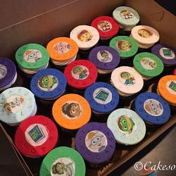 #cakes #birthdaycake #superwhy #birthdayboy #cupcake #nj #southbrunswick #fondant #fondantcake #sout
