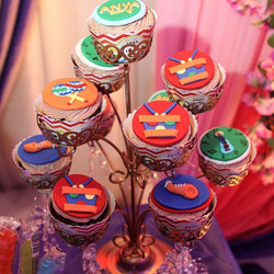 Music themed cup cake #njcakes #cupcakes  #cupcake  #musicthemedcake #musicthemedparty #sugarart #so