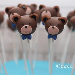 #1stbirthday #1 #birthday #cake #birthdayboy #fondant #bearcake #teddybear #cakesomenj #nj #njcakes
