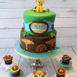 #nj #njcakes #princeton #southbrunswick #fondant #lionking #lionguard #cupcakes #cupcake #cake #fond