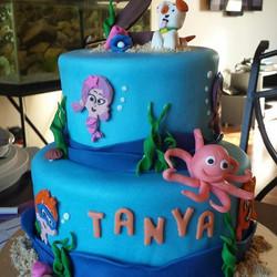 #birthdaycakes #birthdaycake #njcakes #fondantcake #bubbleguppiescake #customcakes #customcakesnj #s