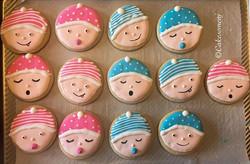 #cakesomenj #genderreveal #babyshower #cookies #southbrunswick #nj #njcakes #foodart #newjersey