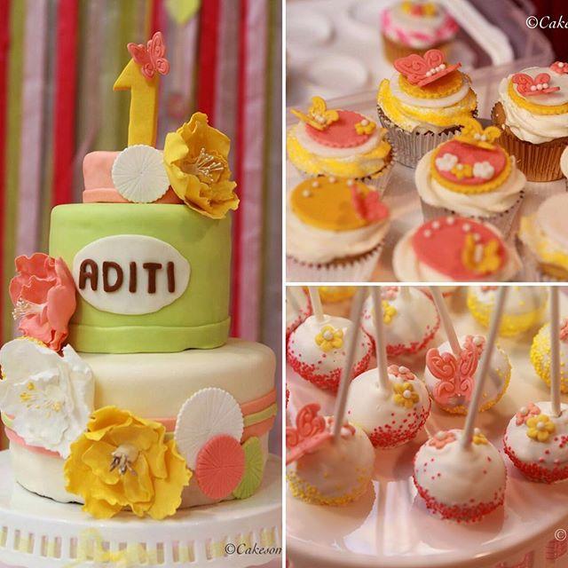 #cakes #birthdaycakes #birthdaycake #njcakes #southbrunswick #fondantcake #firstbirthday #birthdaygi