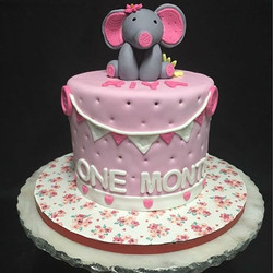 First Month Cake