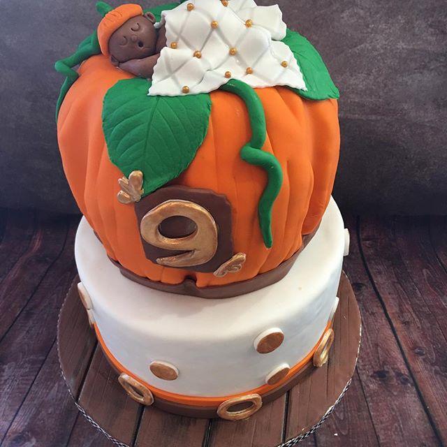 #cakes #birthdaycakes #birthdaycake #njcakes #southbrunswick #sleepingbaby #babyshower #babyboy #pum