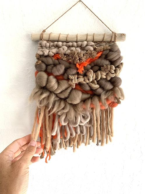 Color Burst Weavings