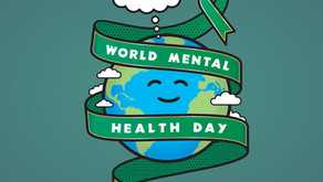 On World Mental Health Day, don't just do nothing
