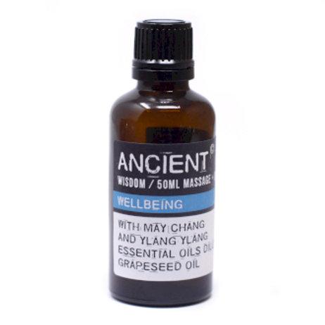 Wellbeing Massage Oil
