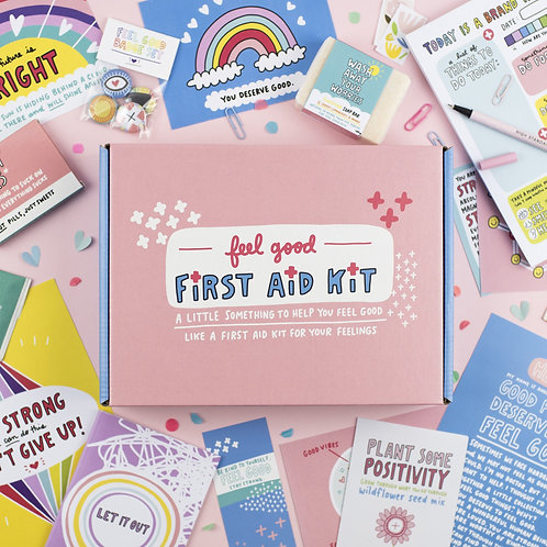 Feel Good First Aid Kit by Angela Chick