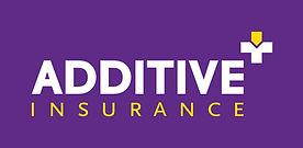 Additive Insurance, AM insurance, 3D printing insurance, additive insurance logo