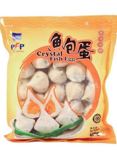 Christal fish egg