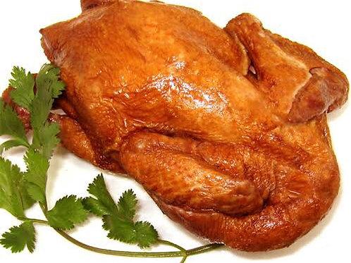 Braised chicken each