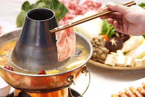 Hot pot combo(1meat 1ball 1vegetable)