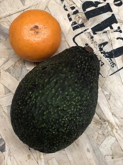 Jumbo avocado 6 pieces