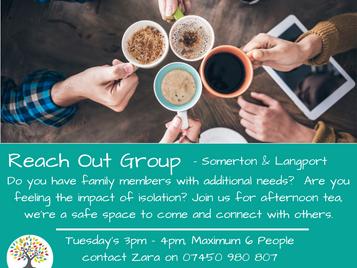 Family Support Group - Somerton & Langport