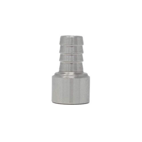 "10.4mm Inlet Barb Fitting G 1/4"" BSPP Thread"