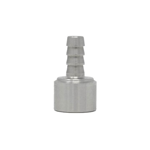 """7.2mm Inlet Barb Fitting G 1/4"""" BSPP Thread"""