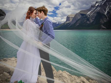 How I became a Banff Wedding Photographer