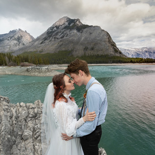 Banff Lake Louise Wedding Photography