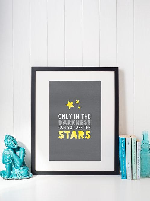 A4 art print - Stars