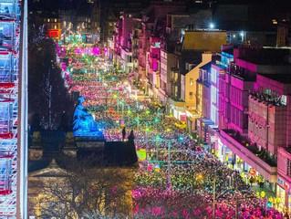 Edinburgh Hogmanay 2019