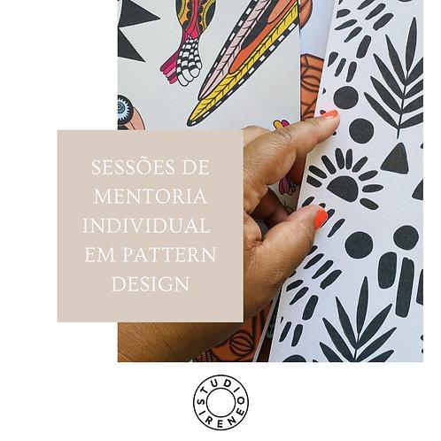 Pré-Inscrição Mentoria Individual em Pattern Design