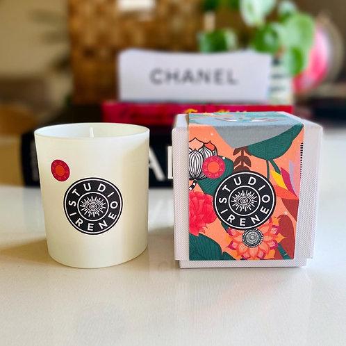 MAIS AMOR Vela Aromática Black Vanilla