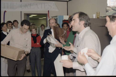 1984 IPO Celebration