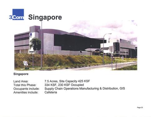 3Com in Singapore