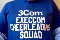 ExecCom Tee from the 1980s