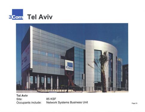 3Com in Tel Aviv