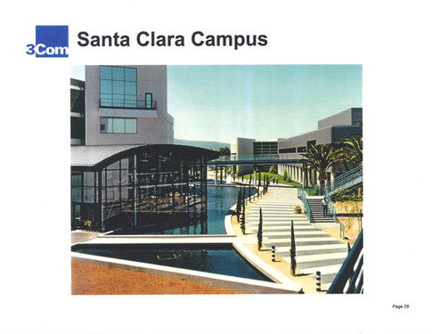 3Com's Santa Clara Campus